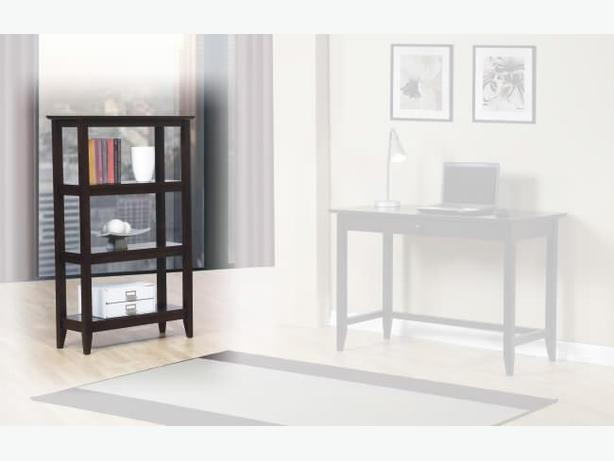 New Quadra Tall Bookcase
