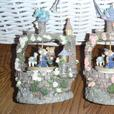 2 Twinkle Canada Music Boxes