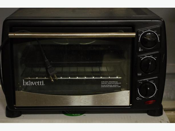 Bravetti Toaster Oven Courtenay Campbell River