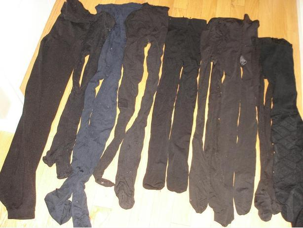 VariousStylesDLX Quality Tights InBlack/Navy/GreySizesSmallGreatCleanConditions