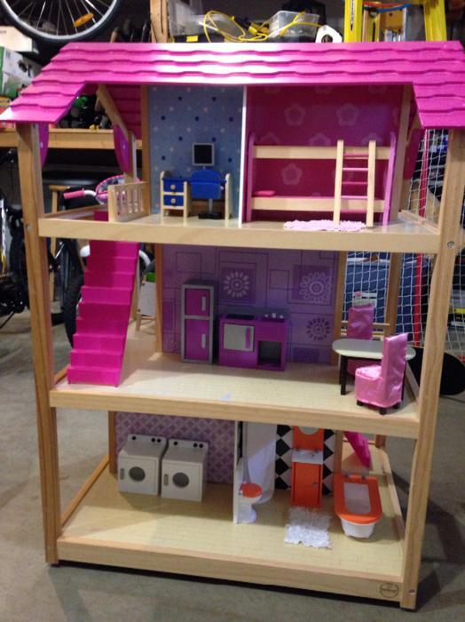 Kidkraft So Chic Doll House Hidden Spy Camera