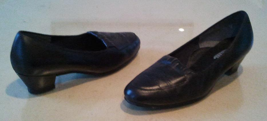 Naturalizer Leather Dress Shoes Made In Canada Kanata