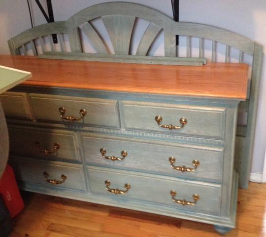 Shermag Solid Oak Bedroom Set For Sale Victoria City Victoria Mobile