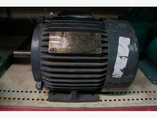 Toshiba 1 5 hp 3 phase electric motor i 32253 victoria for 1 5 hp 3 phase electric motor