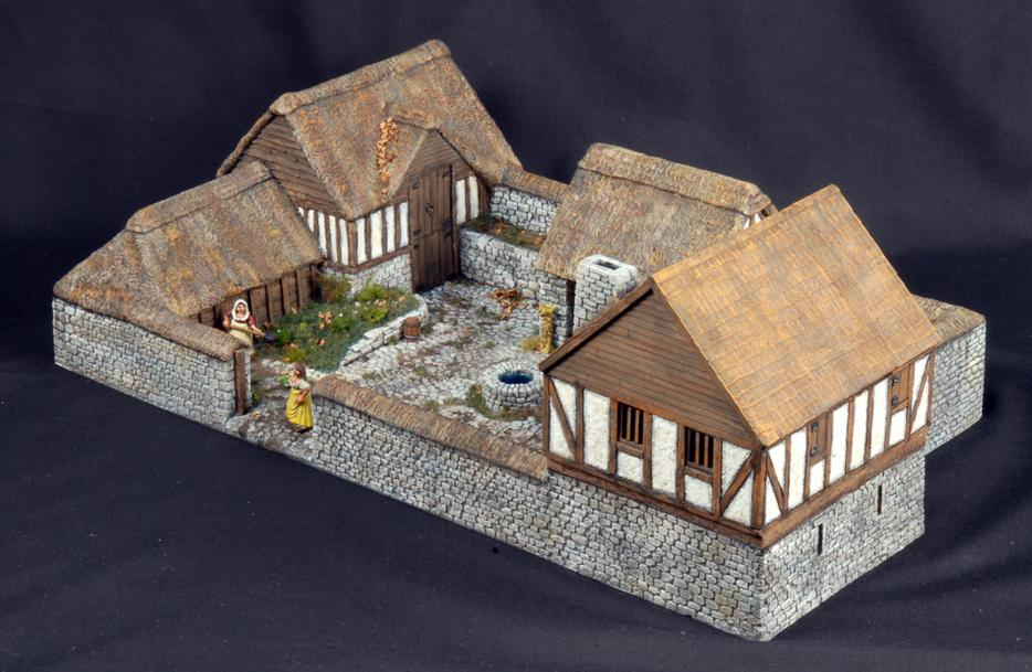 Huge Collection Of Wargaming Miniatures Terrain Victoria