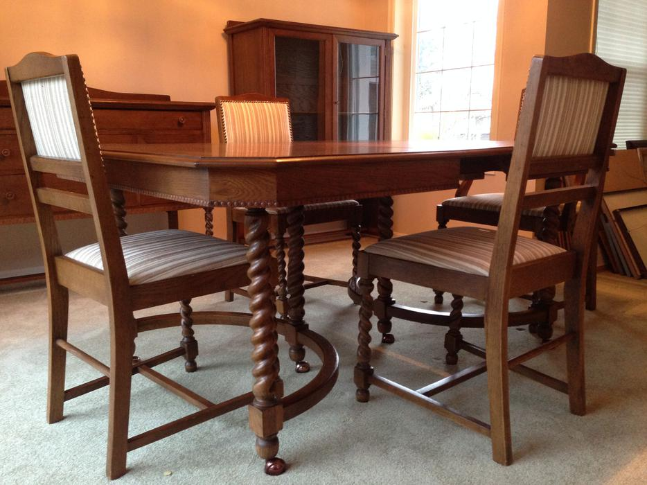piece dining room set taking offers on price saanich victoria