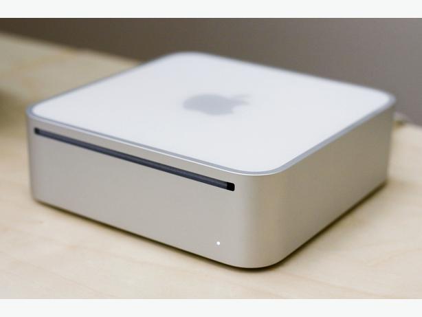how to open mac mini 2006
