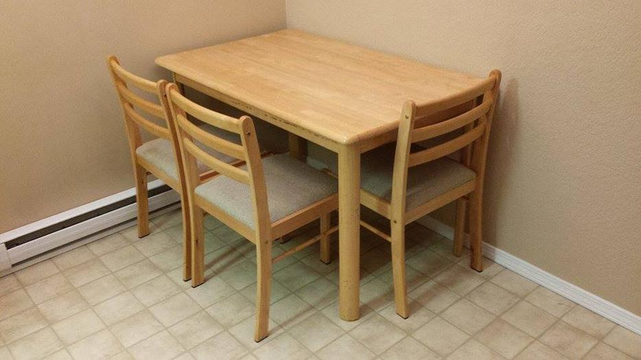 Used Kitchen Tables Ottawa