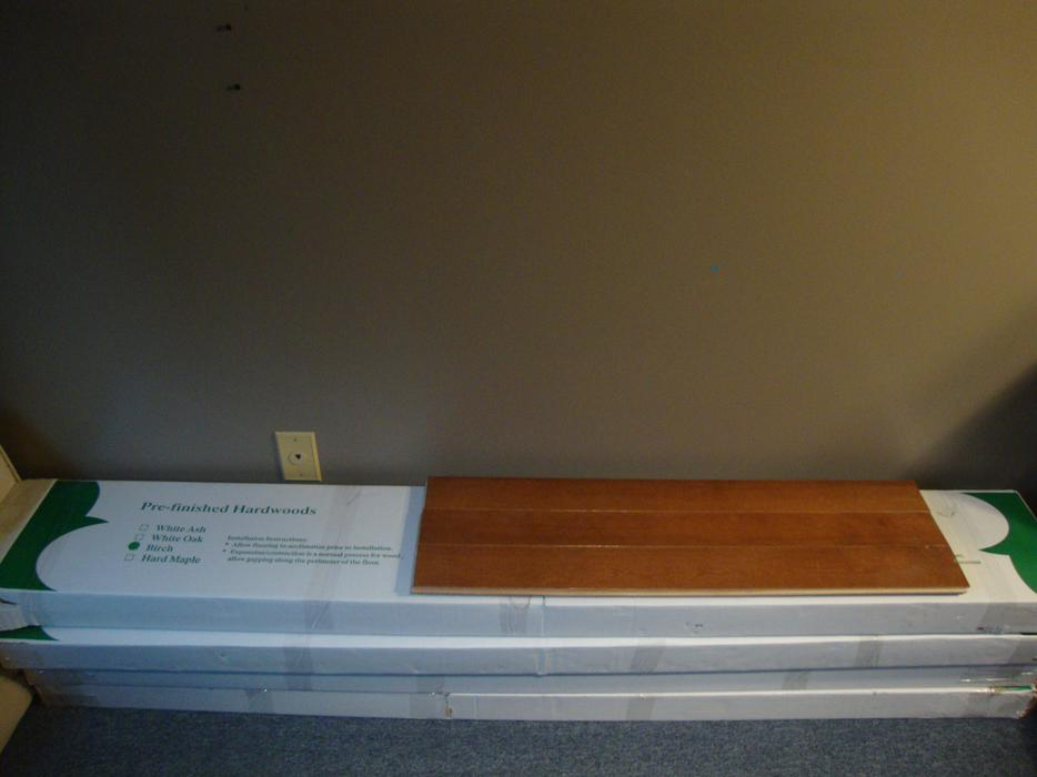 Hardwood flooring birch malahat including shawnigan for Hardwood flooring york region