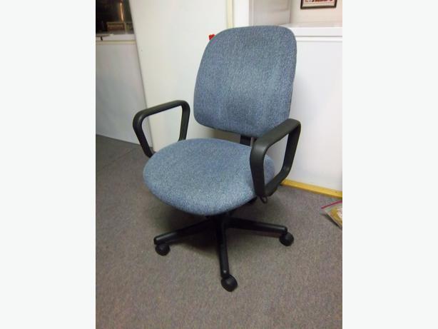 Office Chair Blue Orleans Ottawa