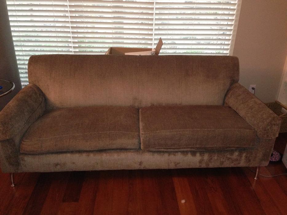 Mitchell gold sofa for sale victoria city victoria mobile for Sofa bed victoria bc
