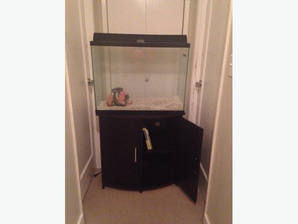 35 gallon fish tank and stand lake cowichan cowichan for 35 gallon fish tank