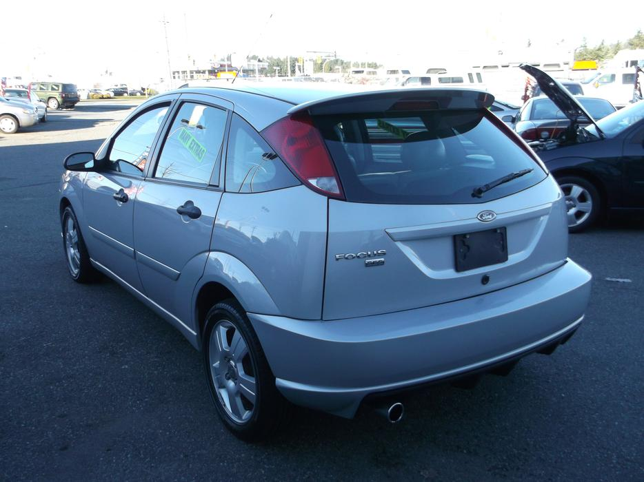 2007 ford focus ses zx5 central nanaimo parksville. Black Bedroom Furniture Sets. Home Design Ideas