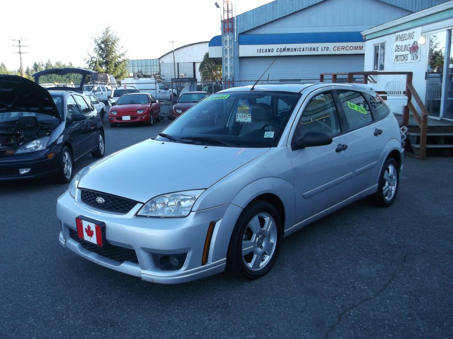 2007 ford focus ses zx5 outside cowichan valley cowichan. Black Bedroom Furniture Sets. Home Design Ideas