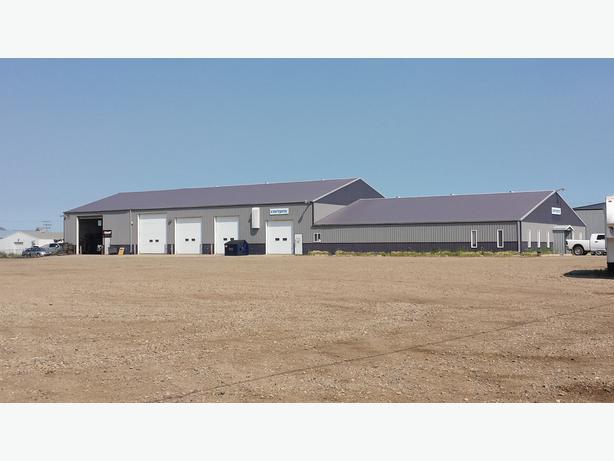 Industrial Space For Lease Estevan Regina
