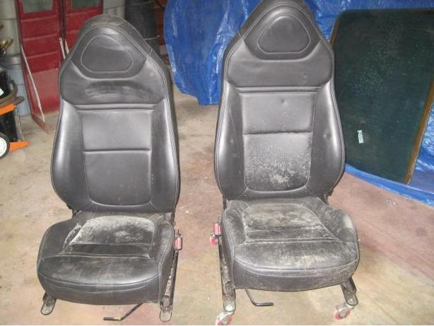 Solstice Bucket Seats
