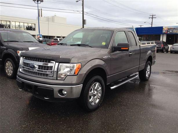 2014 ford f 150 supercab xtr 4x4 headache rack we finance outside victoria victoria. Black Bedroom Furniture Sets. Home Design Ideas