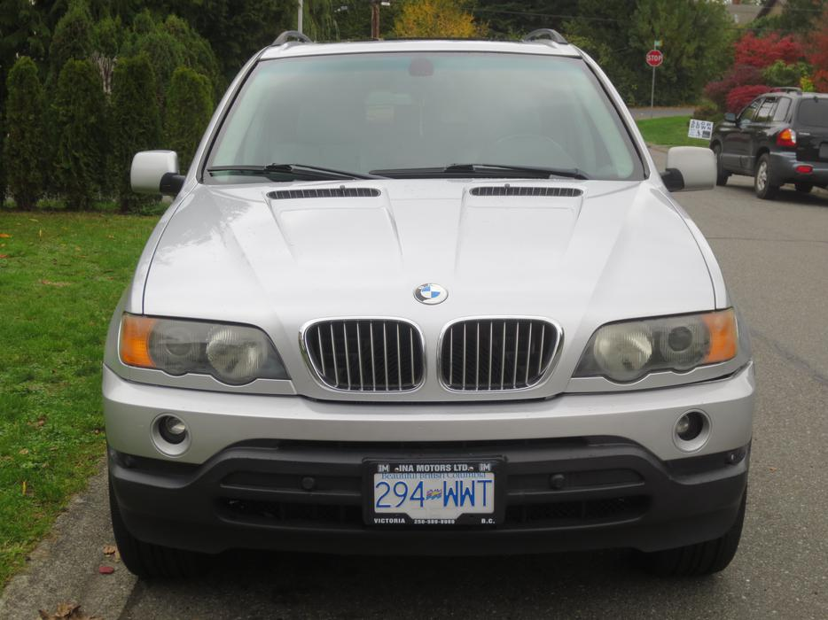 2001 bmw x5 saanich victoria mobile. Black Bedroom Furniture Sets. Home Design Ideas