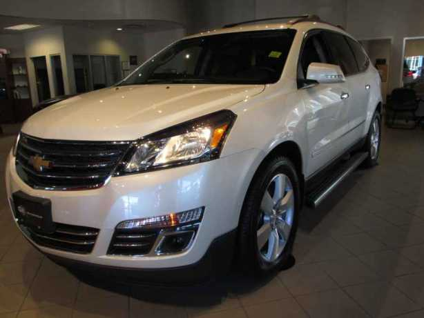 2014 Chevrolet Traverse Outside Nanaimo, Nanaimo