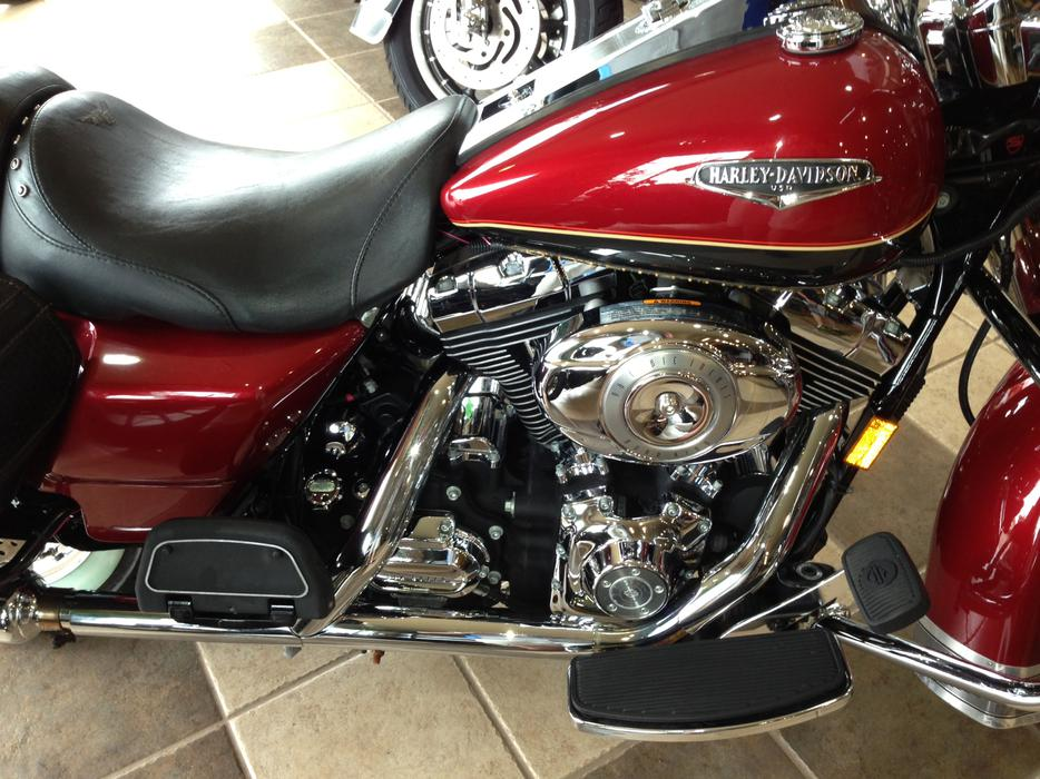 2007 harley davidson road king classic now 13 999 for Fast cash motors tyler tx