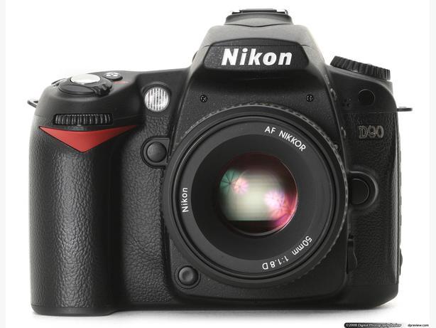 Nikon D90 Professional DSLR (Body Only)