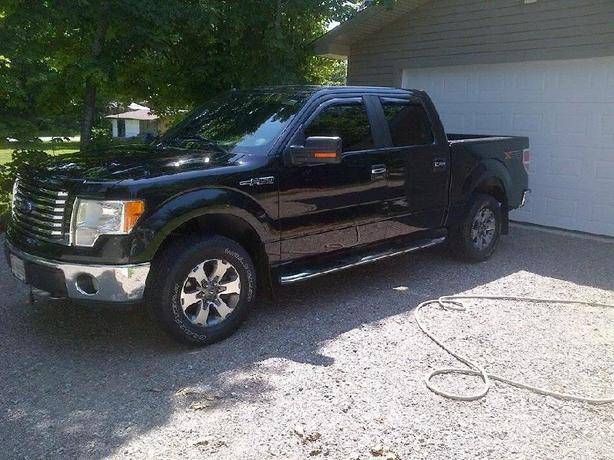 2010 ford f150 xtr package sault ste marie sault ste marie. Black Bedroom Furniture Sets. Home Design Ideas