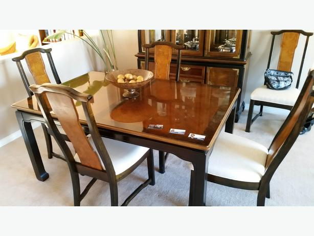 broyhill dining room set abbotsford fraser valley mobile