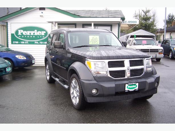 2007 dodge nitro 4x4 outside comox valley comox valley. Black Bedroom Furniture Sets. Home Design Ideas