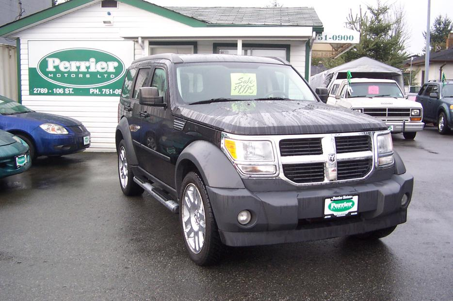 2007 dodge nitro 4x4 outside comox valley courtenay comox. Black Bedroom Furniture Sets. Home Design Ideas