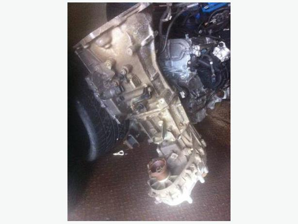 Toyota landcruiser automatic transmission & transfer case HDJ81