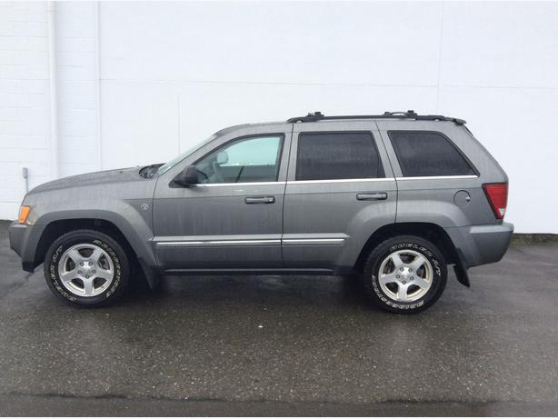 2007 jeep grand cherokee limited diesel courtenay courtenay comox. Black Bedroom Furniture Sets. Home Design Ideas