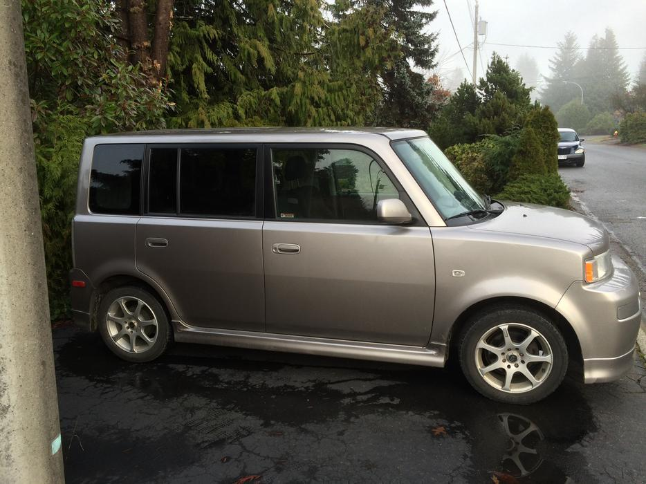 2005 Scion Xb Awesome Square On Wheels Central