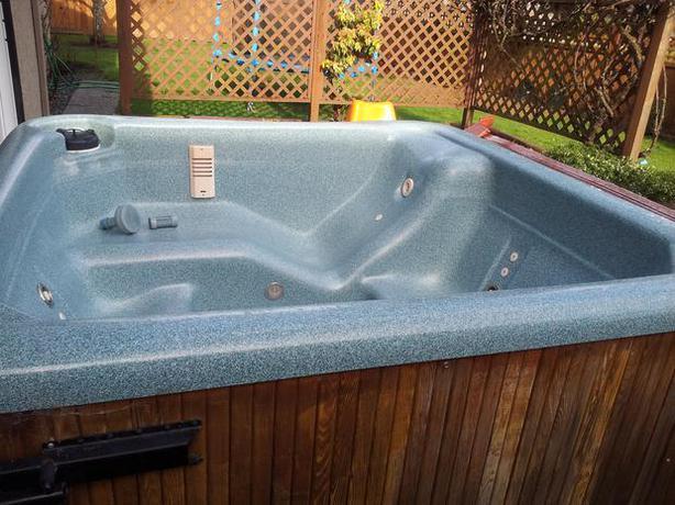 6 Seater Hot Tub Saanich Victoria