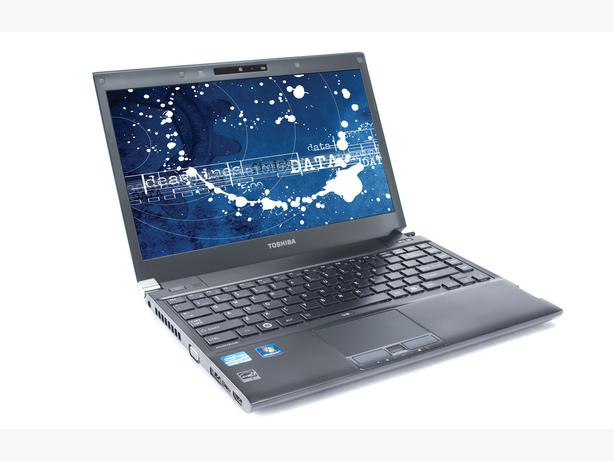 Toshiba portege r830 core i7 corporate grade laptops w ssd for Toshiba portege r core i7
