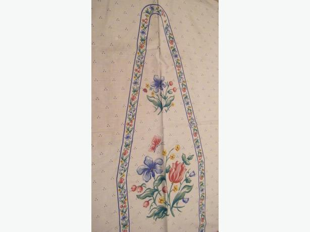 Cotton Ironing Board Cover Fabric