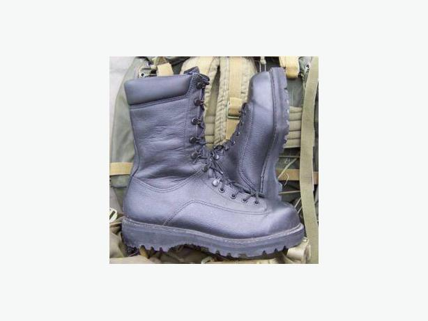 CDN MILITARY GORTEX BOOTS