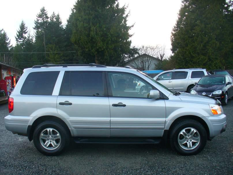2004 honda pilot exl 8 passenger immaculate near new michelins outside cowichan valley. Black Bedroom Furniture Sets. Home Design Ideas