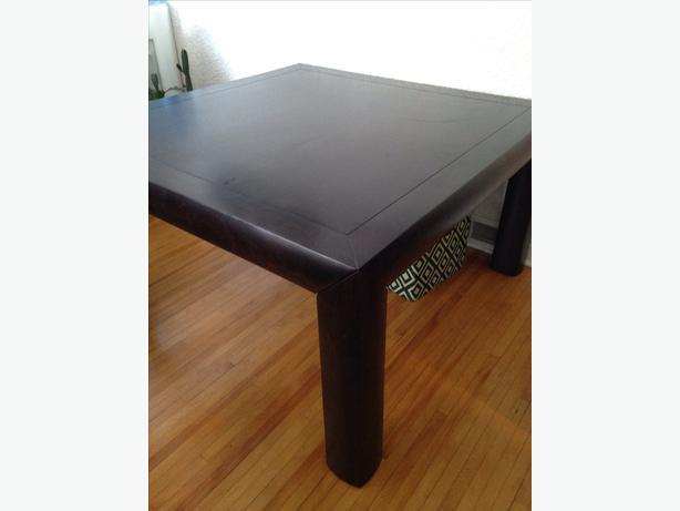 Dining Table Urban Barn Yoshi Collection