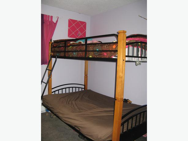 Bunk Bed Courtenay Comox Valley