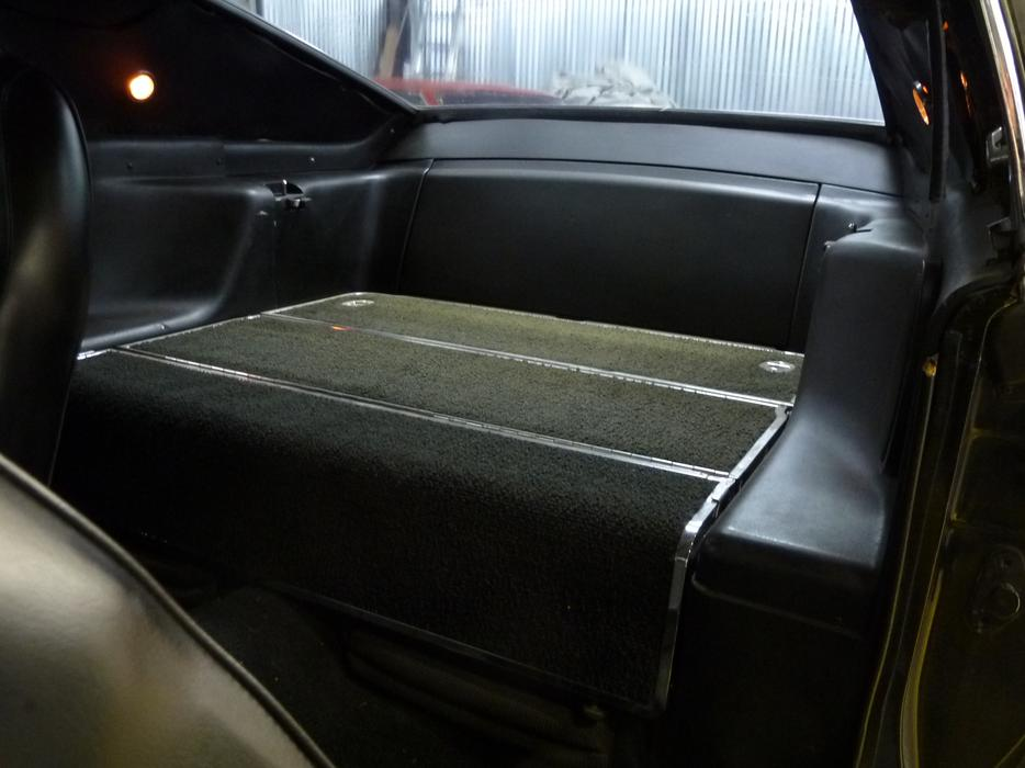 WANTED: 65-66 Mustang fold-down rear seat Victoria City ...
