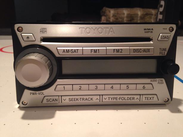 2008 Fj Cruiser 6 Disc Cd Radio North Regina Regina