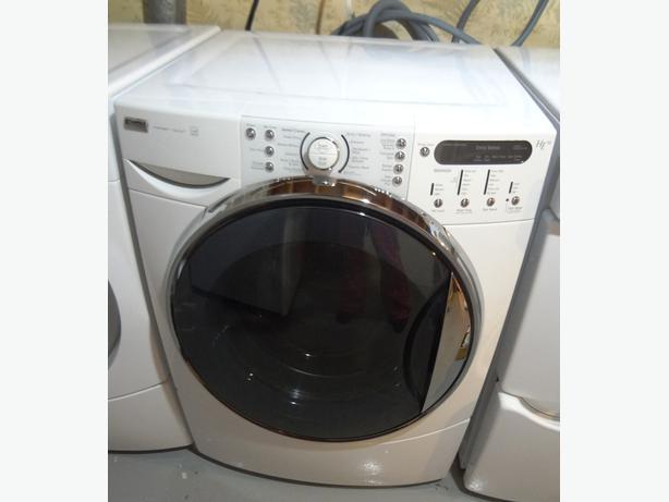 Kenmore Elite He5t Washer He5 Dryer Saanich Victoria