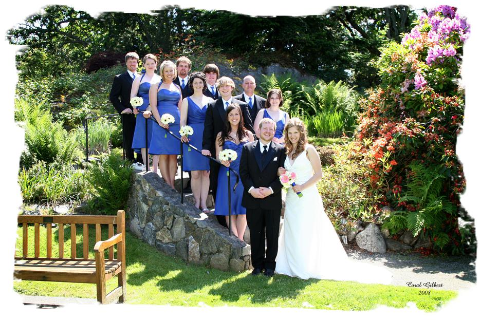 Experienced Wedding Photographer West Shore Langford Colwood Metchosin Highlands Victoria