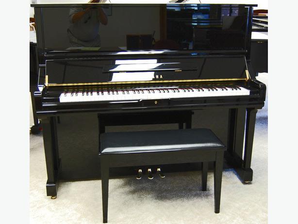 Wanted yamaha u3 upright piano oak bay victoria for Used yamaha u3 upright piano