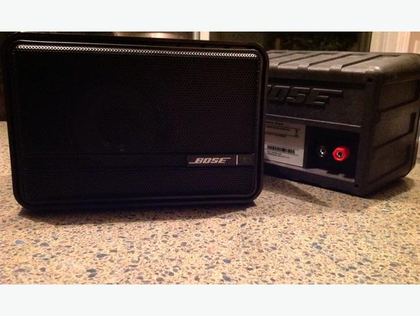 ... Log In needed $80 · Bose 151 Environmental indoor/Outdoor Speakers