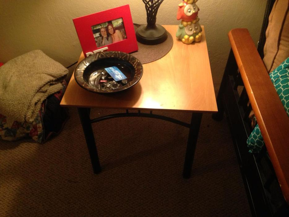 2 End Tables And Matching Coffee Table Victoria City Victoria