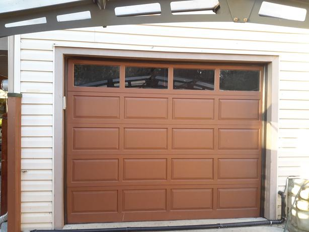 Garage door and opener sooke victoria for 12 foot garage door rough opening