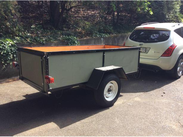 """WANTED"" cheap to free utility trailers."