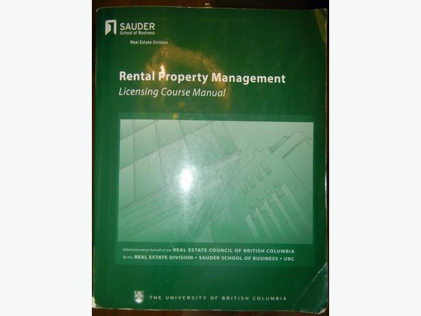 Rental Property Management Course Bc