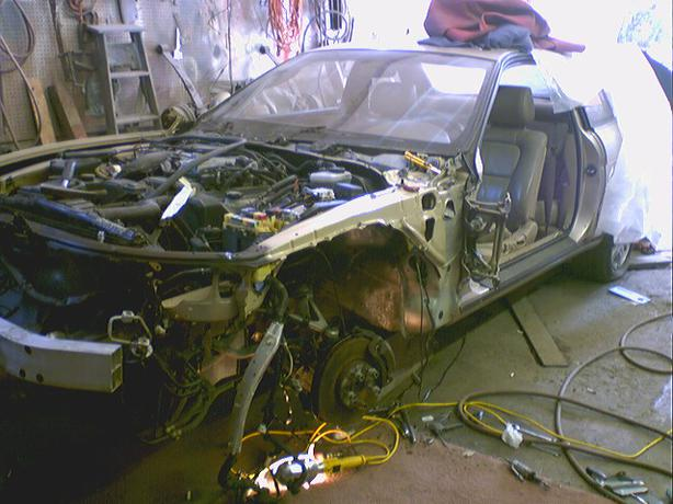AUTO BODY COLLISION REPAIR and PAINTING